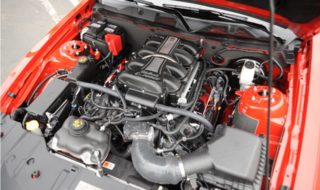 Edelbrock's 75th Anniversary Mustang Giveaway
