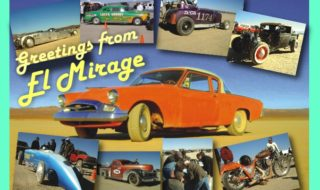 Rollin' in the Dust at El Mirage