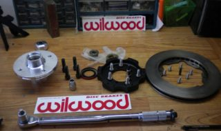 How-To: Ford Falcon 4-Lug Disc Brake Install
