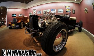 Grand National Roadster Show – Kickoff