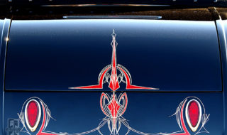 Best Pinstriping Pictures from Goodguys Southwest