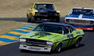 Historic Trans-Am Racing Roars Again – NorCal