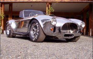 Kirkham Motorsports to Donate a Cobra to Primary Children's