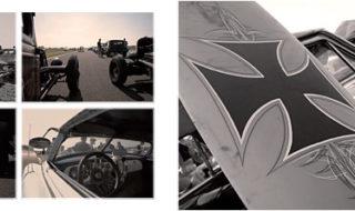 Vintage Drag Racing Photobook