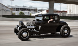 Traditional Hot Rod Photos You Might Call LOWTECH