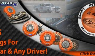 Shift Into Savings – NEW Centerforce Clutch Rebate