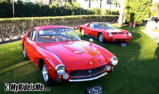 Breakfast with Mr. Ferrari, Lamborghini & Rob Myers