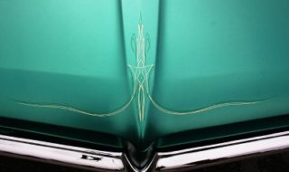 Pullin Lines #1: New Pinstriping Picture Gallery