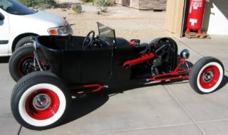 Gearing up for Scottsdale Goodguys Show