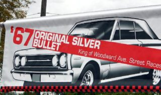 """The Real """"Silver Bullet"""" – 2007 Woodward Cruise"""