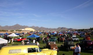 The Big Show:  Goodguys Scottsdale, AZ