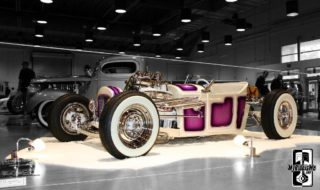 Collins Built, Show Stealing 27 Chevy Modified