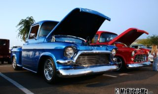 Friday Night Cruise-in – Chandler, AZ
