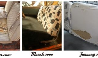 Car Interior Restoration – You Vote