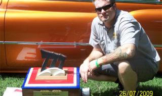 Hot Rod and Custom Builder Tim Strange – It's in the Blood.