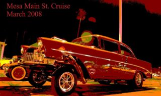 Cruise'n on Main St. – March 2008