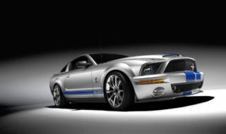 2008 Shelby Cobra GT500KR