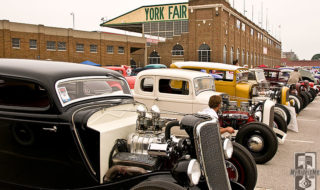 Triple H Weekend in NSRA York