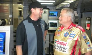 Funny Car Chief Austin Coil on Drag Racing Today