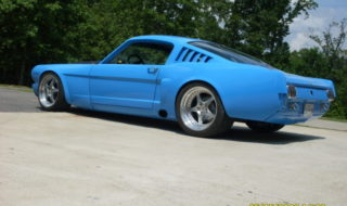 5 Tips for Building a $5000 Pro-Touring Mustang
