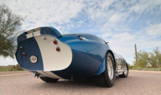 Most Wicked Shelby Cobra Ever – the Daytona Coupe