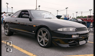 Cruise Missile: 1994 Nissan Skyline GTS25t