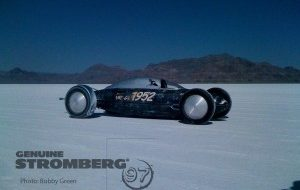 "Stromberg Carburetors and ""Old Crow"" Bonneville Land Speed Record"