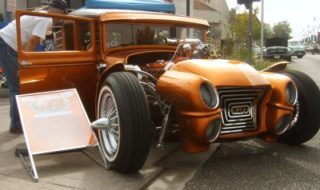 Top Ten of Main Street El Segundo Car Show