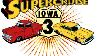 The Iowa Supercruise for Charity