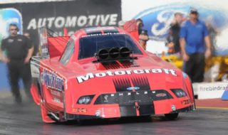 Ford Drag Racing News: Tasca, Wilkerson & Their Mustangs