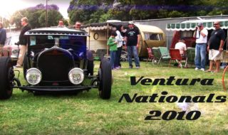 Old Cars Take On New Life At Ventura Nationals