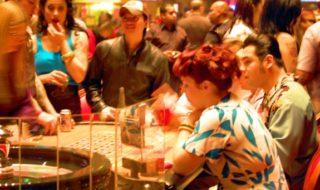 People Watching at Viva Las Vegas