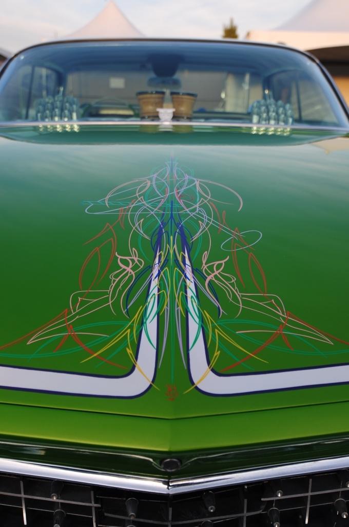 Sell Car Online >> Viva Las Vegas 2010 Pinstriping Pictures