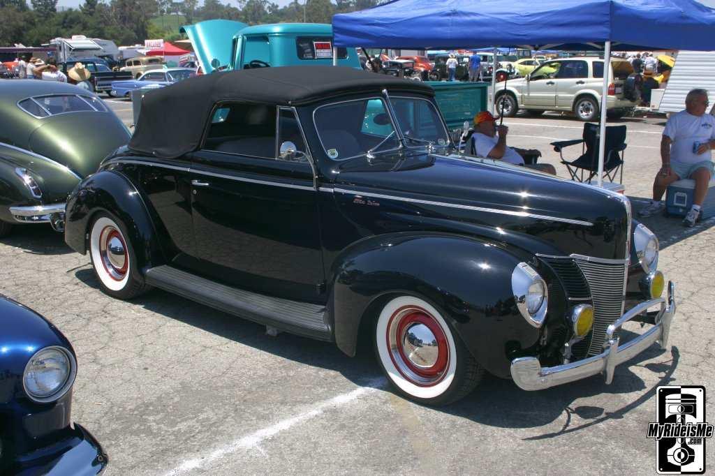Roadster Car Show In Pomona Ca