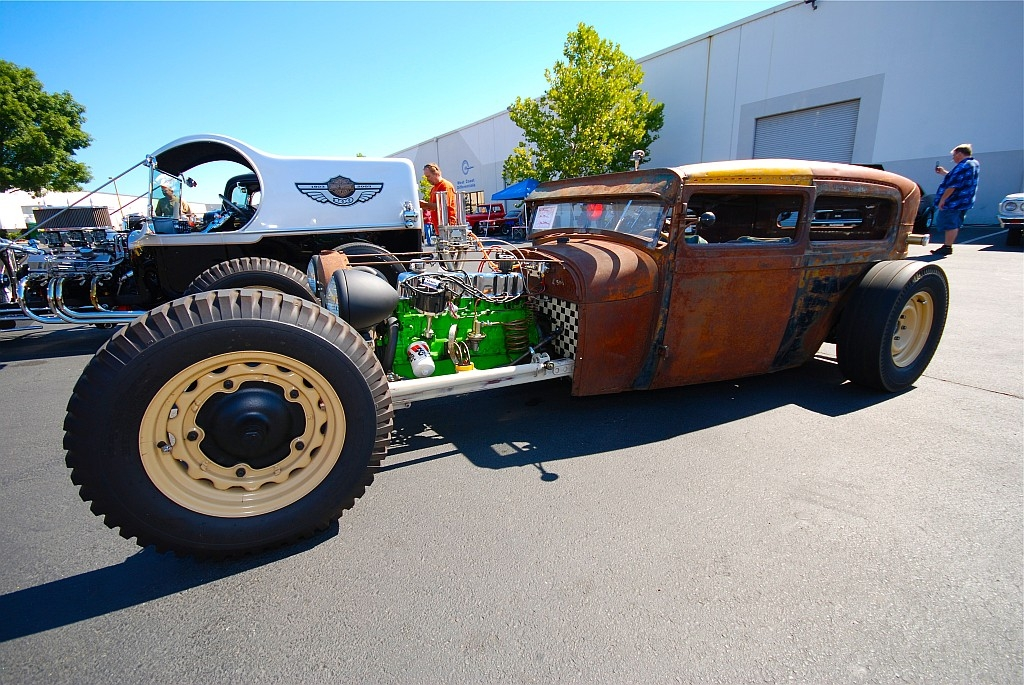 Circus of the Wicked Car and Bike Show Pictures