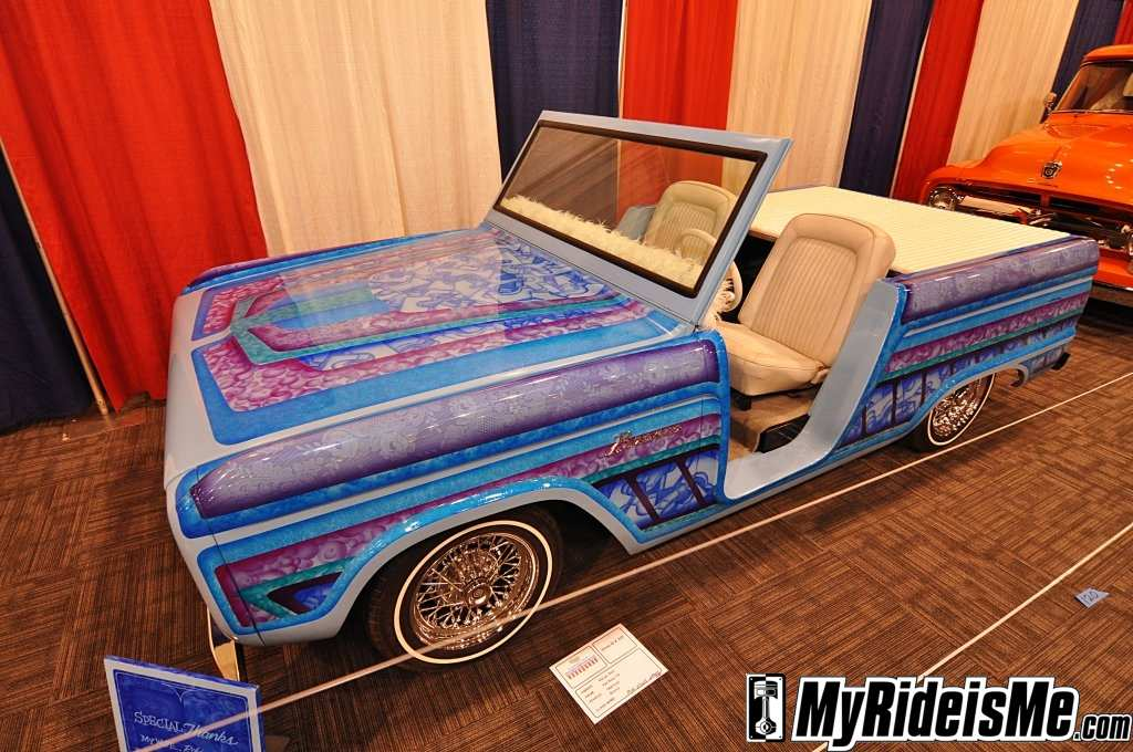 2013 Gnrs Lowriders Custom Paint Pictures