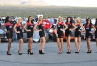 2012 Optima Umbrella Girls