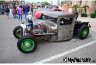 7th Chandler Classic Car and Hot Rod Show Downtown Chandler Car Show
