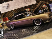 45 Pictures of Poteet's One of a Kinda 1969 Ford Torino Talladega