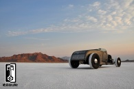 Cool Bonneville Hot Rods