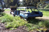 1960 Edsel Villeger Station Wagon Project
