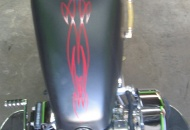 GAS TANK OF A BOBBER