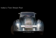 India's First Street Rod by Hradyesh visit www.Hradyesh.com