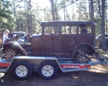 1929 dodge custom named bailey for 1929 dodge 4 door
