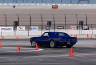 At GoodGuys in Texas running the autocross what a kick