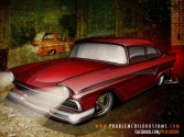 Weaving a Tale With Cars: Hot Rod Art With a Twist