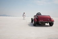 Bonneville Speed Week 2012 - at the starting line