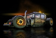 Diesel Draggin' ....