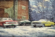 Amidst Blizzards They Rest ....