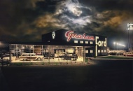 Fords By Moonlight ....